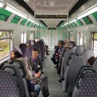 [UK] First Vivarail D-train enters passenger service