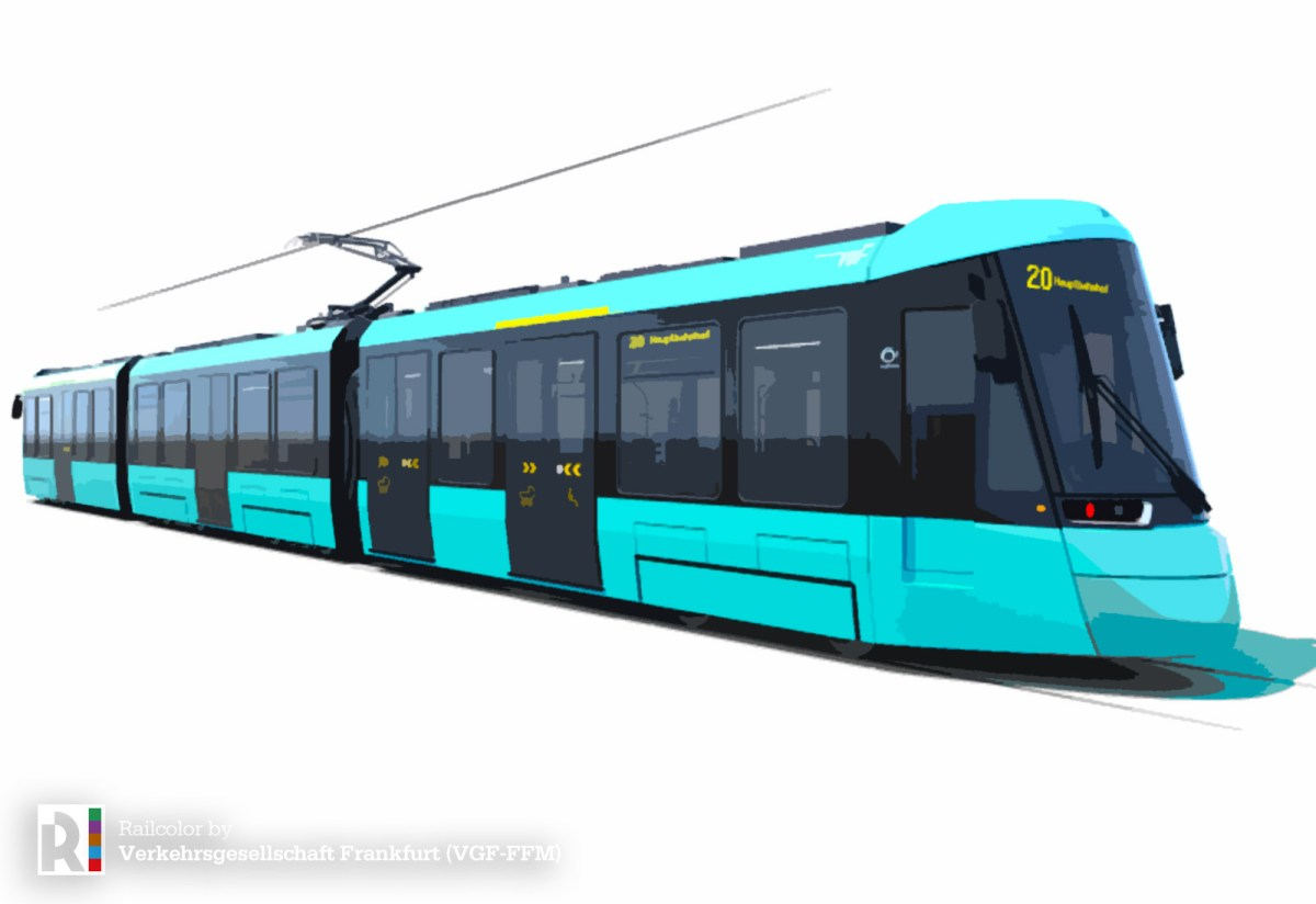 [DE] Frankfurt selects Alstom for 38 new Citadis trams