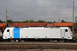 Railpool 186 451 - Photo: Christian Klotz
