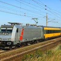 [EU / Expert] Regiojet reinforced: new locos hired [updated]