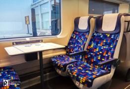 IC+ 2nd class + bike compartment - Innotrans 2018 Berlin - Nick Fotis