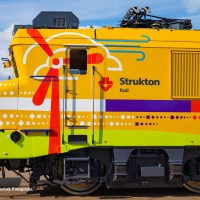 [NL / Expert] Hello Nicole: Strukton's first electric locomotive in a new design