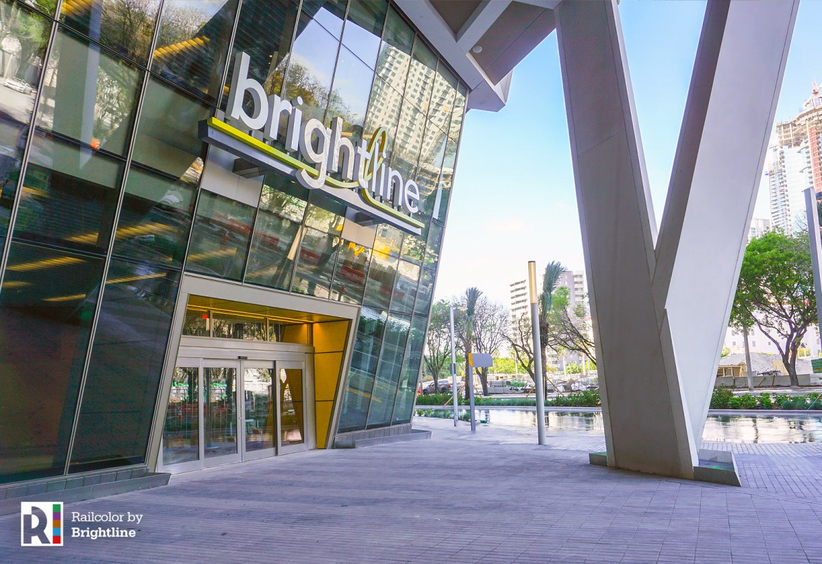 [US] Brightline starts Miami - Fort Lauderdale services