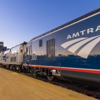 [US] Amtrak shows the first ALC-42 Siemens Charger locomotive [updated]