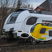 [DE] That is fast: ODEG Desiro ML is out