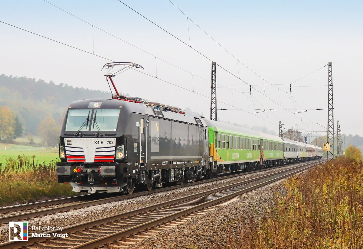 [EU] 'DACHINL' - new MRCE locomotives enter service