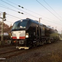 [DE] Testing the first MRCE locomotive with diesel shunting module