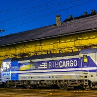[EU] Györ in Györ - RTB Cargo adds another city locomotive to its fleet