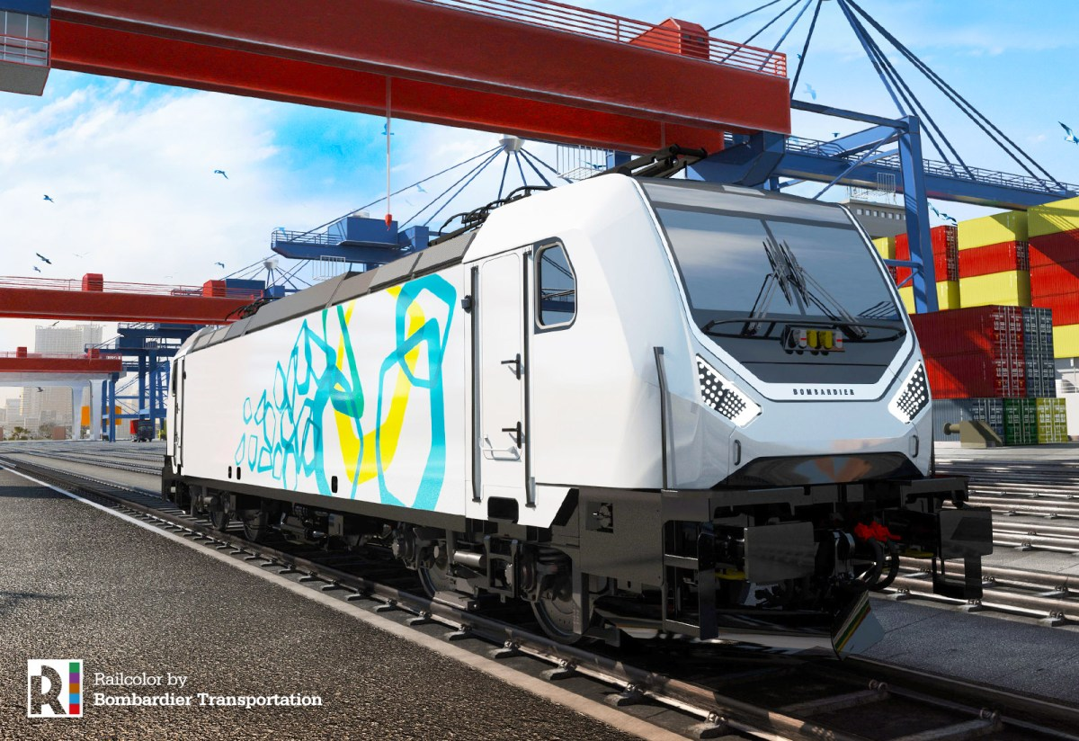 [EU / InnoTrans] A new product branding strategy - Bombardier partners with Peugeot Design Lab