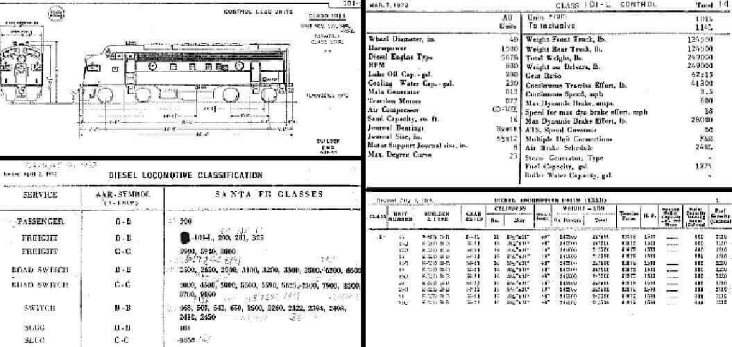 Santa Fe Diesel Engine Diagrams