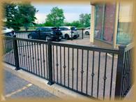Toronto Pro Railings Services Link Aluminum Fences