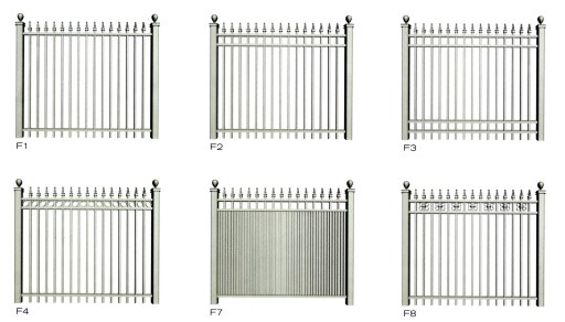 Fence-Styles