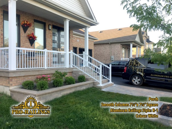 TorontoProRailings-Aluminum-Smooth-Columns-7_25x7_25-Square-Aluminum-Railings-Style--R-1-Colour--White-Porch