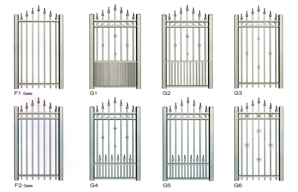 TorontoProRailings-Gates-Styles