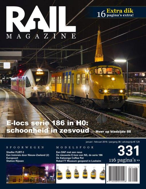 Rail Magazine 331