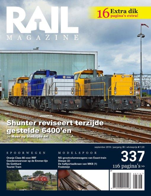 Rail Magazine 337