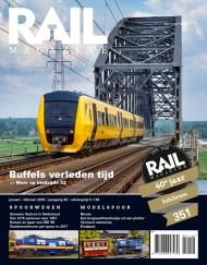 Rail Magazine 351 Cover