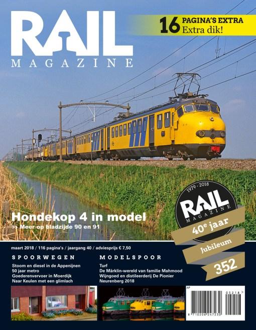 Rail Magazine 352