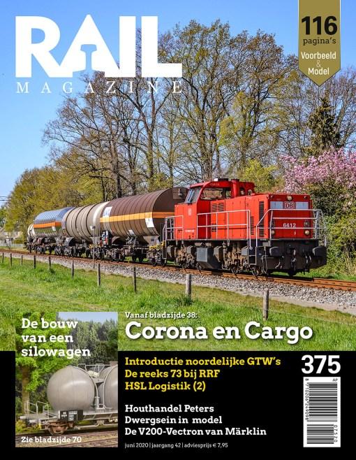 Rail Magazine 375