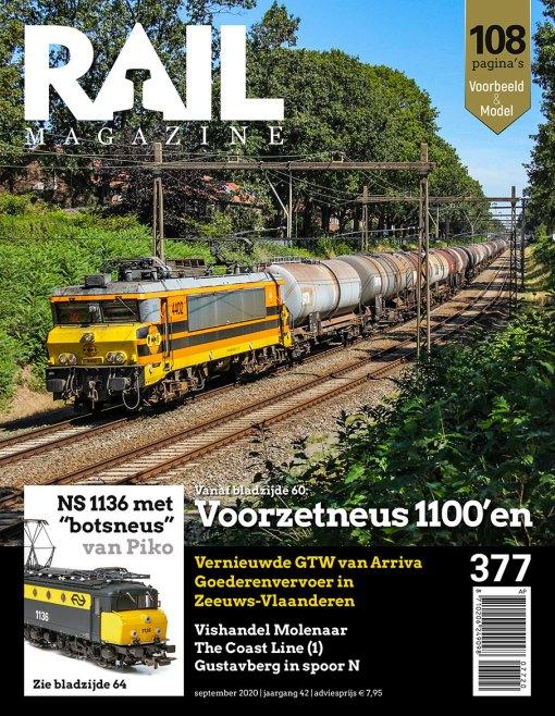 Rail Magazine 377