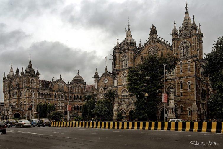 The-imposing-edifice-of-Chhatrapati-Shivaji-Maharaj-Terminus-CSMT-from-across-the-street