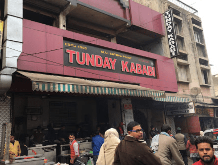 Tunday Kababi In Aminabad- RailRecipe