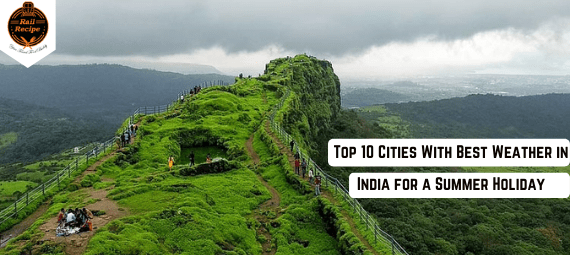 Top 10 Cities With Best Weather in India