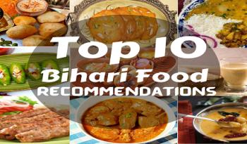 Top 10 Bihari Food Recommendations