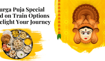Durga Puja Special Food on Train Options to delight Your Journey