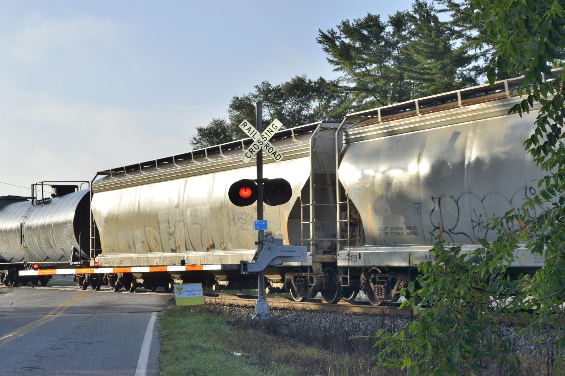 Railroad Crossing Railroad Injury