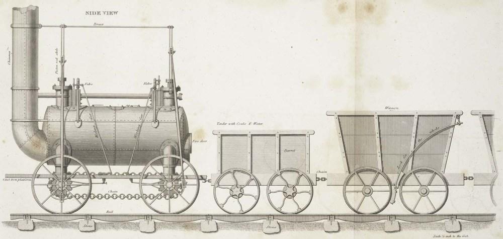 medium resolution of stephenson s patent locomotive engine