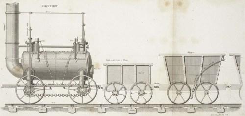 small resolution of stephenson s patent locomotive engine