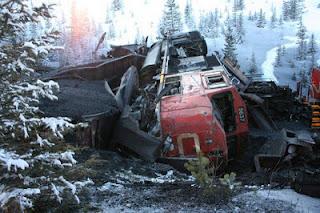 CN Railway Derailments Other Accidents & Incidents