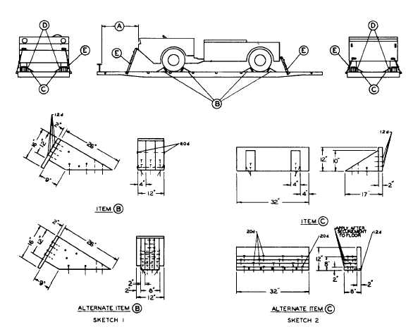 TRUCK, 4 X 4 OR 6 X 6, ARTICULATED, GOER TYPE VEHICLES
