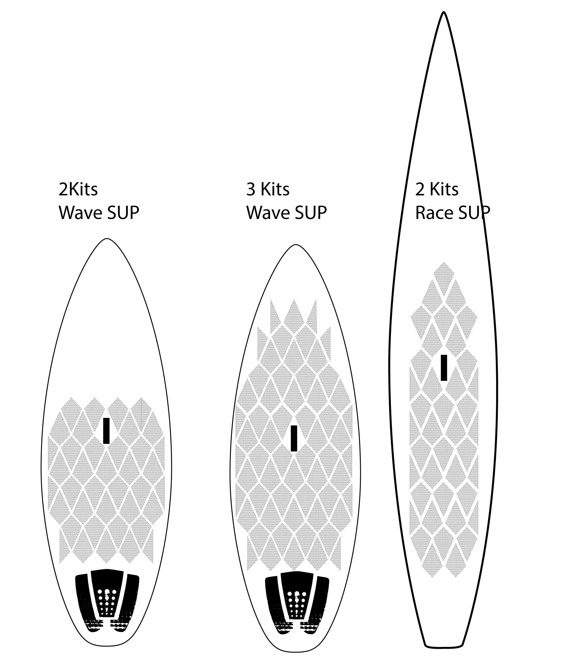 surf und sup board traction tape