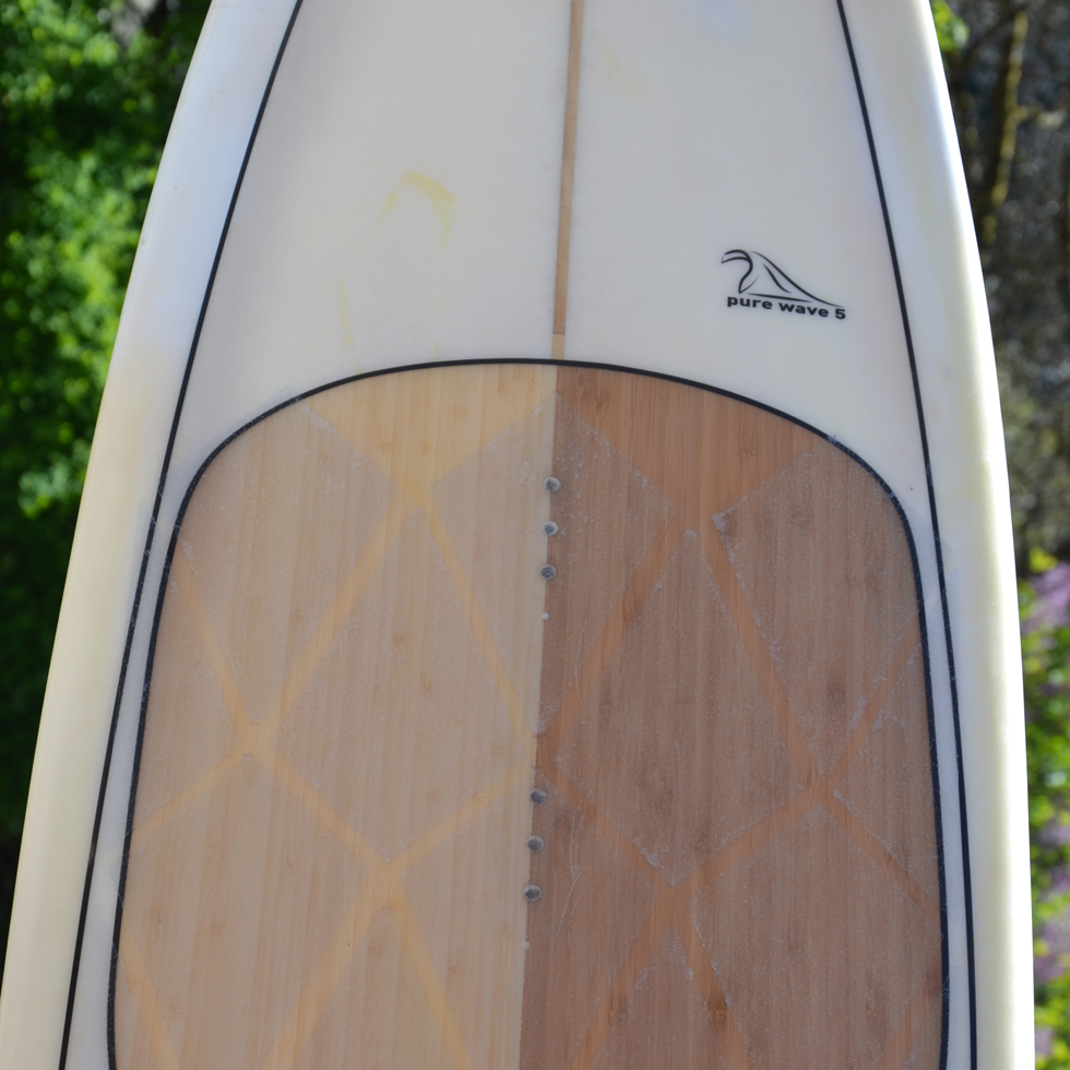 surfboard traction