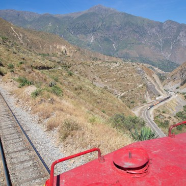 To the top of the world by locomotive – Part 1