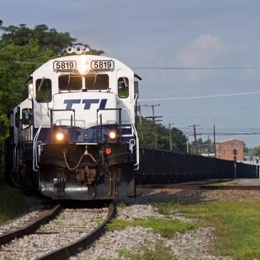 Farewell to a Kentucky Coal hauler: TransTucky Transportation Part 1