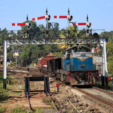 The Sri Lankan Railways – Mainline Part 1