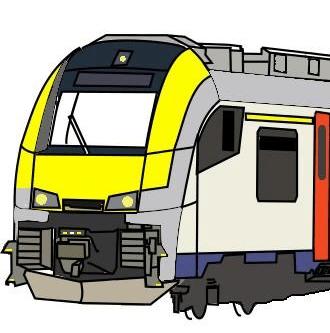 Rail Sim Belgium