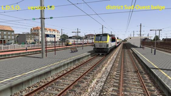 La Ligne District Süd-Ouest v5.0.4