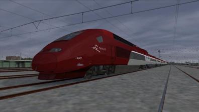 Thalys en TGV Repaint pack