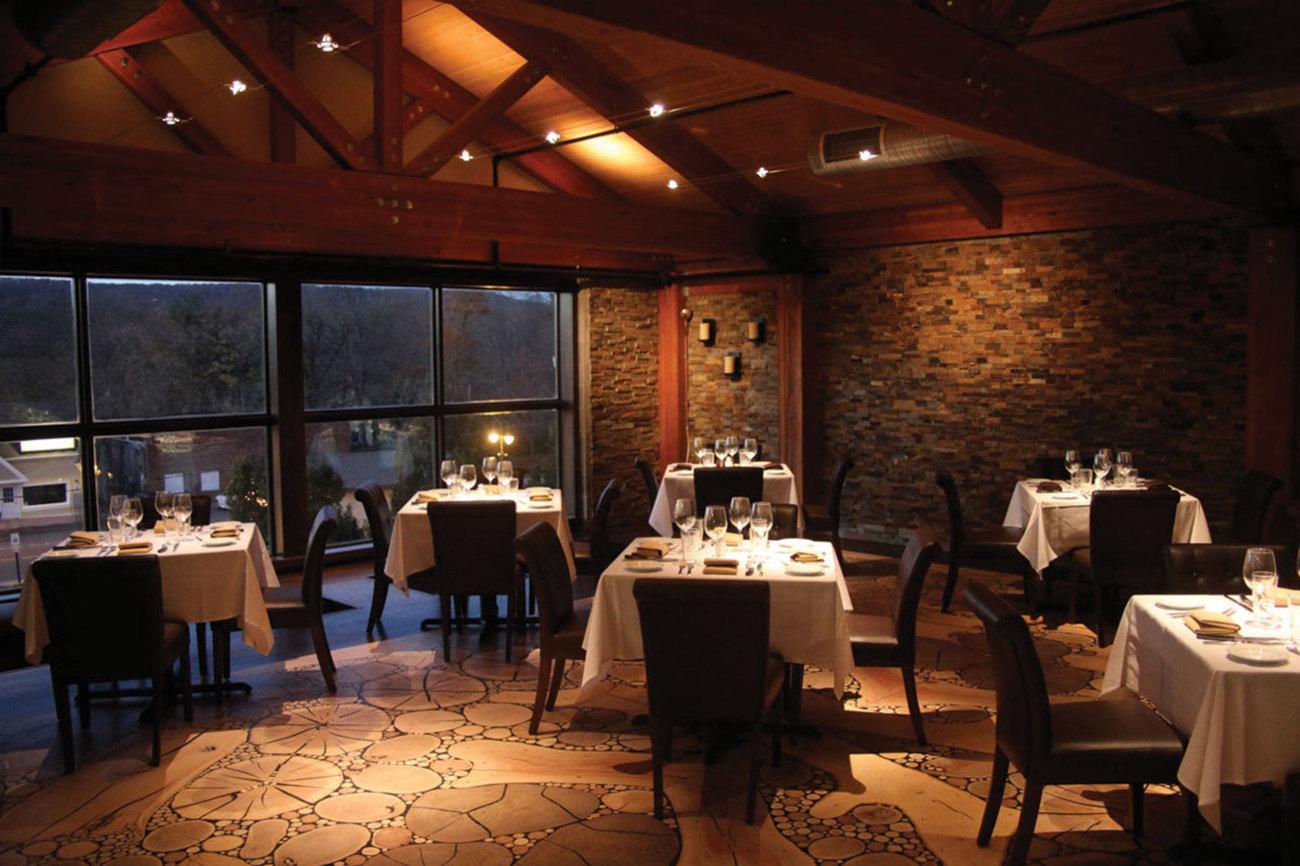 Rails Steak House  Morris County Upscale Restaurant