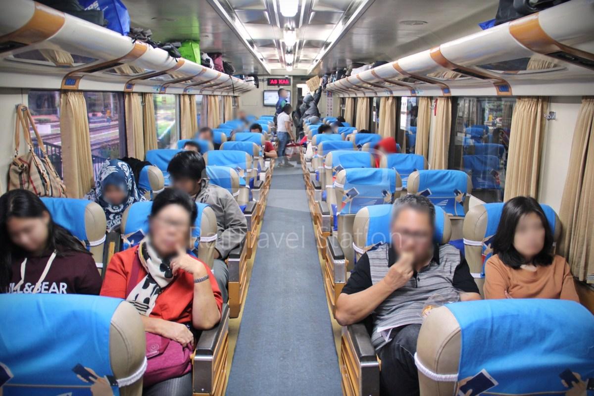 Ka Argo Parahyangan 25 Bandung To Jakarta Gambir By Train Railtravel Station