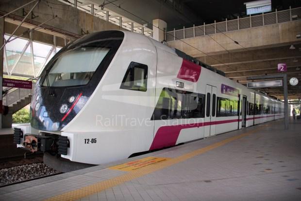 KLIA Transit KLIA Putrajaya 17