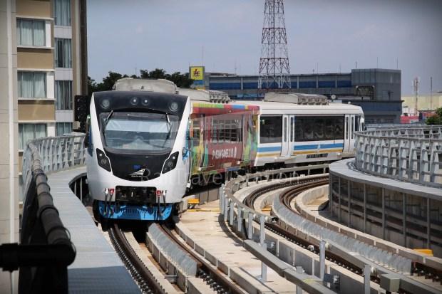 Palembang LRT Exterior 20