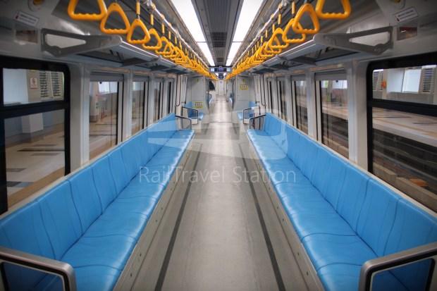 Palembang LRT Interior 01