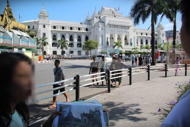Yangon Join In Half Day Walking Tour 004