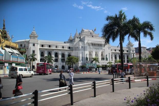 Yangon Join In Half Day Walking Tour 005