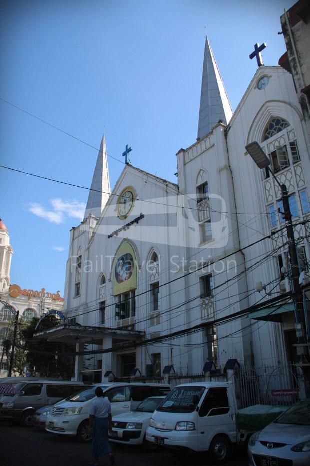 Yangon Join In Half Day Walking Tour 014